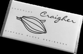 Williams Birne - Weiße Schokolade