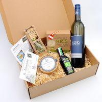B2B Geschenkbox: Rezeptbox Risotto