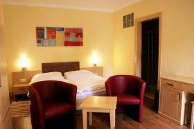Doppelzimmer (bis 3 Nächte)