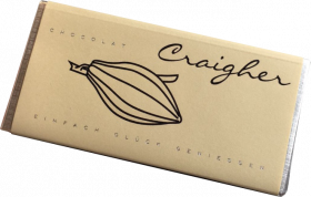 Earl Grey Zartbitterschokolade