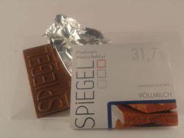 Vollmilch Schokolade