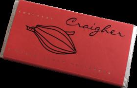 Erdnuss-Karamell Fleur de Sel - Zartbitterschokolade