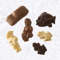 Schokolade Figuren