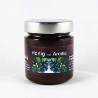 Honig mit Aronia