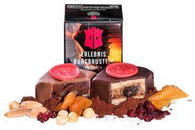 Burgbaustein (Milchschokolade)