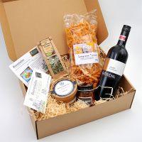 B2B Geschenkbox: Rezeptbox Pasta