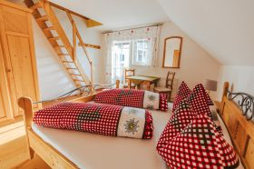 Doppelzimmer im Winzerhaus 1-3 Nächte