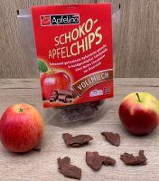 Apfelino Schoko-Apfelchips Vollmilch 100 g