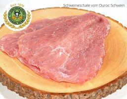 Deluxe Schweineschalenschnitzel geschnitten Art.-Nr. 107361