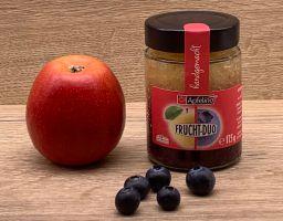 Apfelino Frucht-Duo Apfel-Heidelbeer 175 g