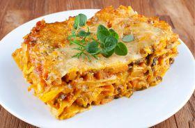 Die BIO Kürbis Lasagne