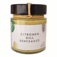 Zitronen Dill Senfsauce GenussART