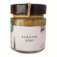 Bio Kräutersenf GenussART