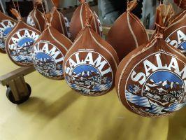Alpenkräuter-Salami