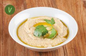 Hausgemachter BIO Hummus