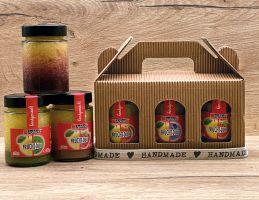 Apfelino Frucht-Duo 3 x 175 g in der Geschenkpackung Set 12