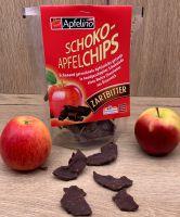 Apfelino Schoko-Apfelchips Zartbitter 100 g