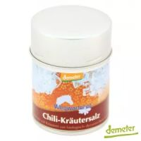 Chilli - Kräutersalz Streudose