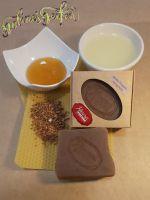 Molke Propolis Honig Seife  - Palmölfrei