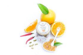 "Nr.9 ""freudige orange"" - sweet spices"