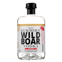 "Vodka ""Himbeer"" 40% Vol. KUKMIRN Destillerie Puchas"