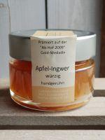 Apfel-Ingwer-würzig