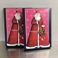Adventkalender mit 24 Trüffeln und Pralinen