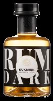 """Rum """"Dark"""" 40%Vol. KUKMIRN Destillerie Puchas"""