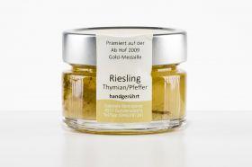 Riesling-Gelee mit Thymian