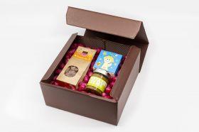 Grosse Schoko Geschenkbox