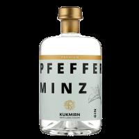 Gin Pfefferminz 43% Vol. KUKMIRN Destillerie Puchas