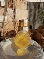 Sternenglück - Sekt-Gelee mit Blattgold