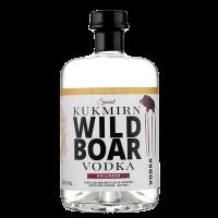 Vodka Holunder 40% Vol. KUKMIRN Destillerie Puchas