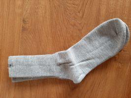Alpaka Soft Socke mit weichen Bund