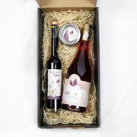 Weihnachtsgeschenks Packung für einen Lieben Menschen
