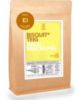 Bisquit-Kuchen-Backmischung