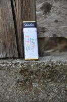 Kürbiskern-Vanille-Schokolade Edelbitter