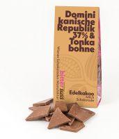 37% Dominikanische Republik & Tonkabohne