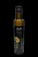 kaltgepresstes Sonnenblumenöl