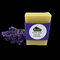 Kräuterseife Lavendel