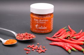 Salento Bombe scharfe Chili-Paprika-Paté