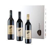 3er Geschenkpaket für Freunde Rotwein