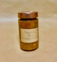 Mandeln im Bratapfel - Mantel Marmelade