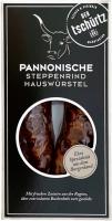 Pannonische Steppenrind Hauswürstel