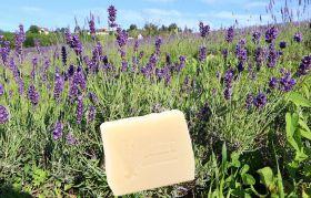 Lavendel Seife  Palmölfrei - Vegan