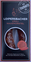 Loipersbacher Chilihauswürstel