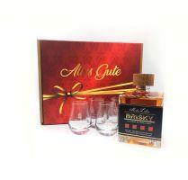ALLES GUTE - Brisky Box mit 4 Gläsern