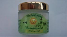 Badegranulat Lemongras