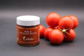 Sonnengetrocknete Tomaten-Paté