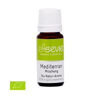 Bio Mediterran (ätherische Öle) Mischung – Natur Aroma